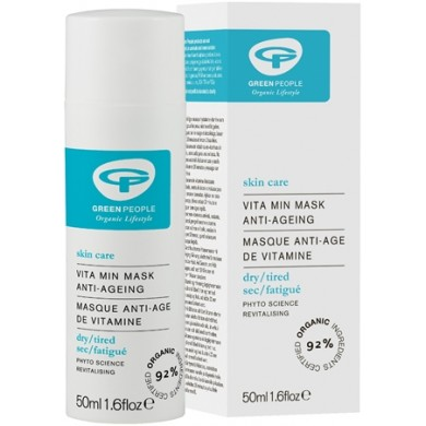 Green People Anti-Ageing Vita Min Mask