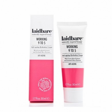 Laidbare Working 9 to 5 Deep Hydration Cream