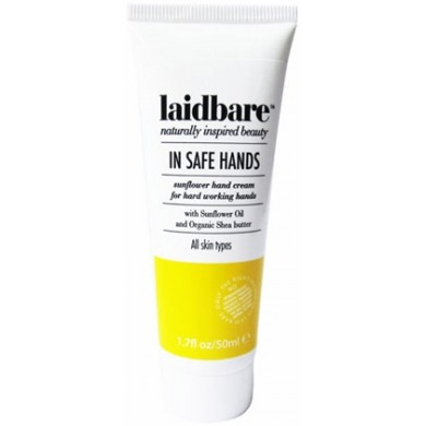 Laidbare In Safe Hands Hand Cream