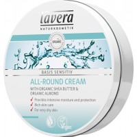 Lavera Basis Sensitive Organic All-Round Cream