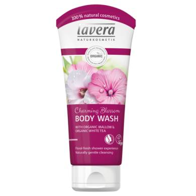 Lavera Organic Charming Blossom Body Wash