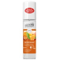 Lavera Organic Orange & Sea Buckthorn Deodorant Spray