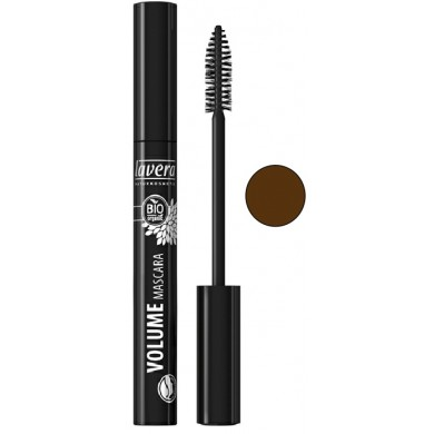 Lavera Volume Organic Mascara - Brown