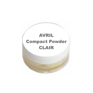Avril Compact Powder Clair Sample