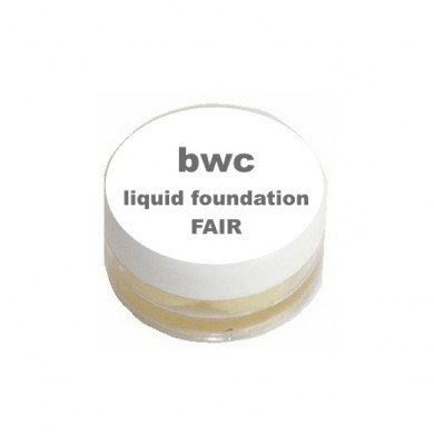 Beauty Without Cruelty Liquid Foundation Fair Sample