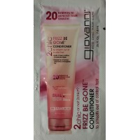 Giovanni 2chic Frizz Be Gone Conditioner Sample Sachet