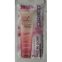 Giovanni 2chic Frizz Be Gone Shampoo Sample Sachet