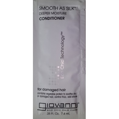 Giovanni Smooth As Silk Conditioner Sample