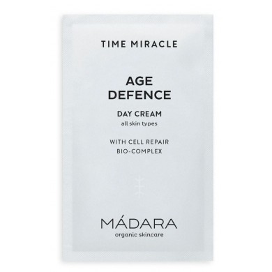 Madara Time Miracle Age Defence Day Cream Sample Sachet