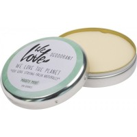 We Love The Planet Natural Deodorant Cream Mighty Mint