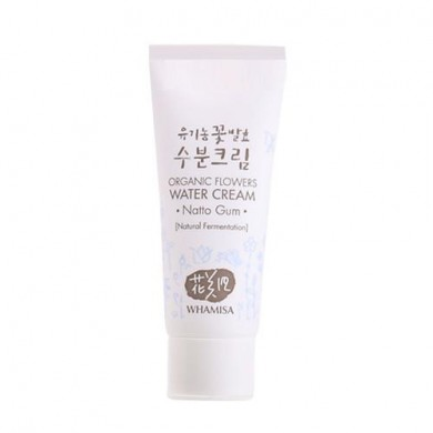 Whamisa Organic Flowers Water Cream - Miniature